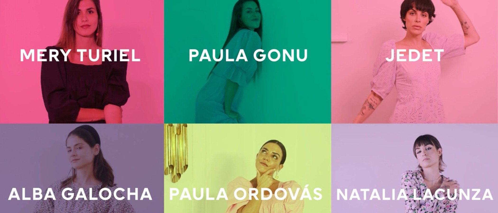 H&M presenta la colección #ConsciousDresses con su primer desfile virtual con unas modelos muy especiales