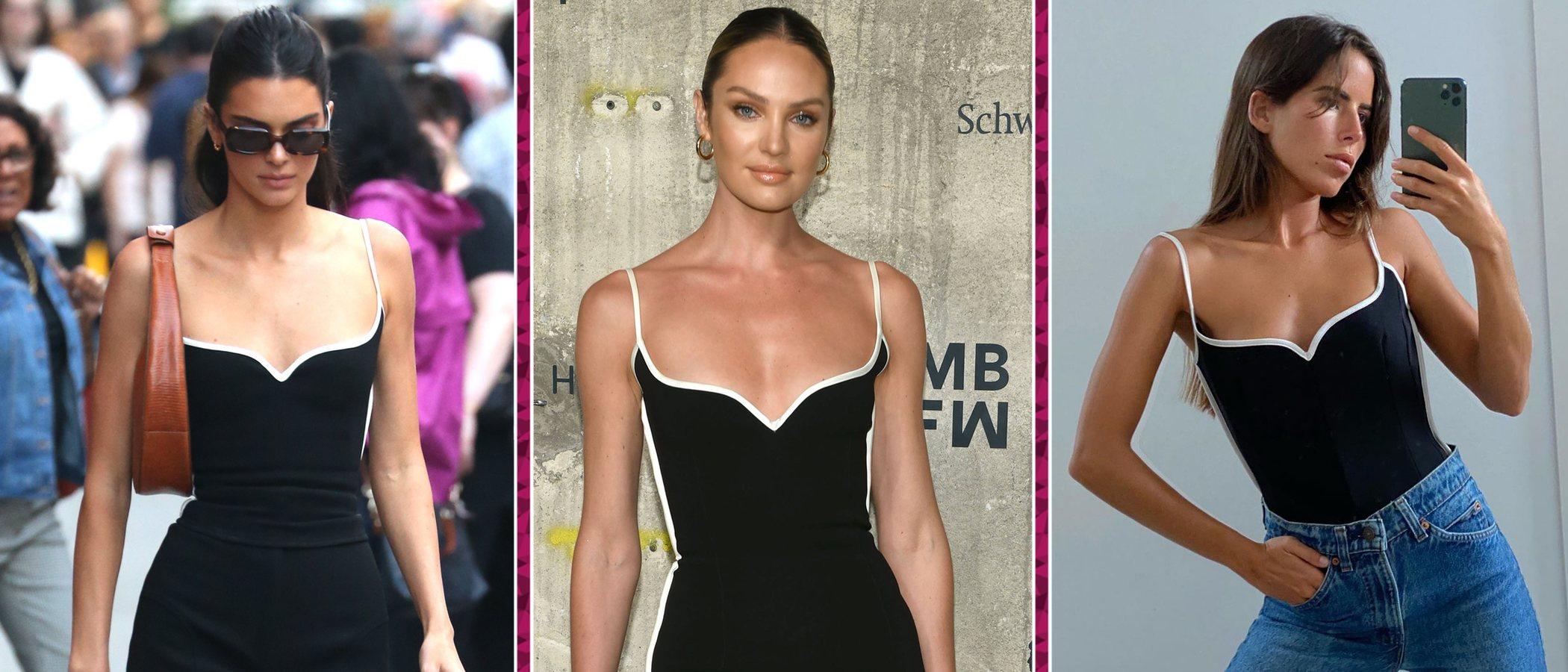 Kendall Jenner, Candice Swanepoel y Nina Urgell: todas las it-girls caen rendidas a Paris Georgia