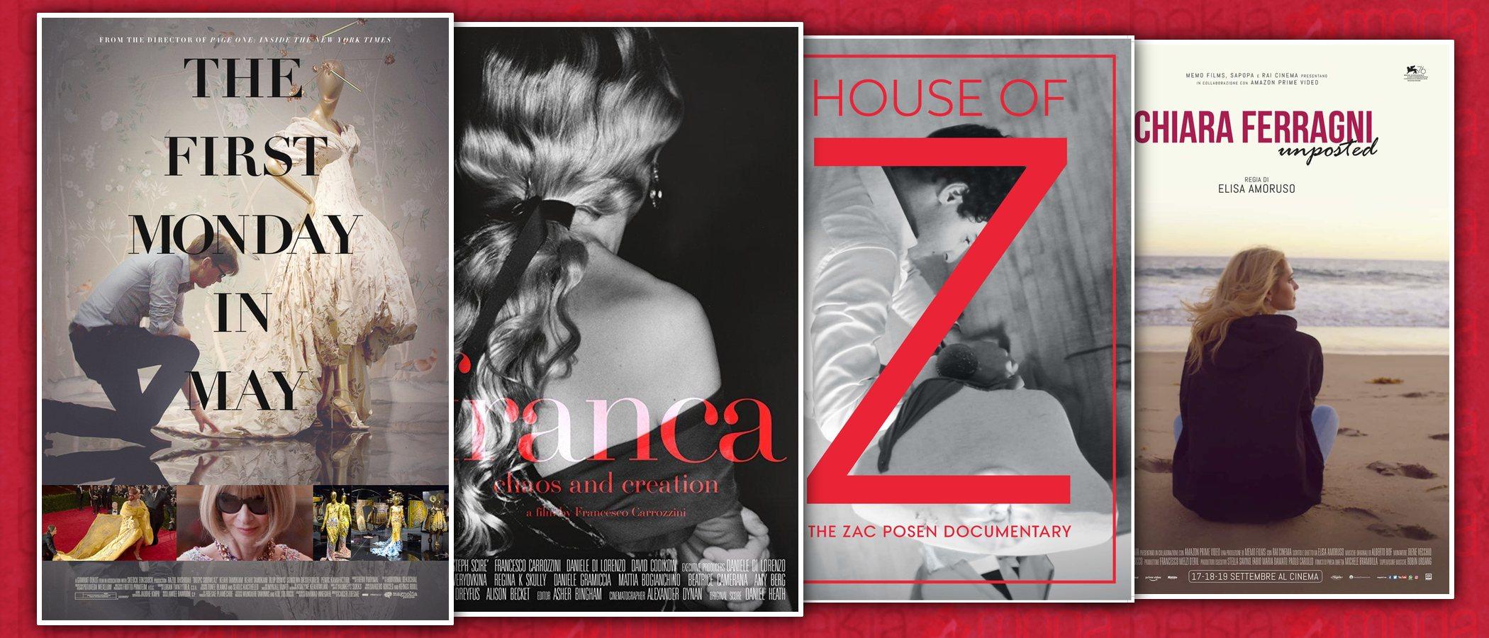 Series, películas y documentales que deberías ver si eres un amante de la moda