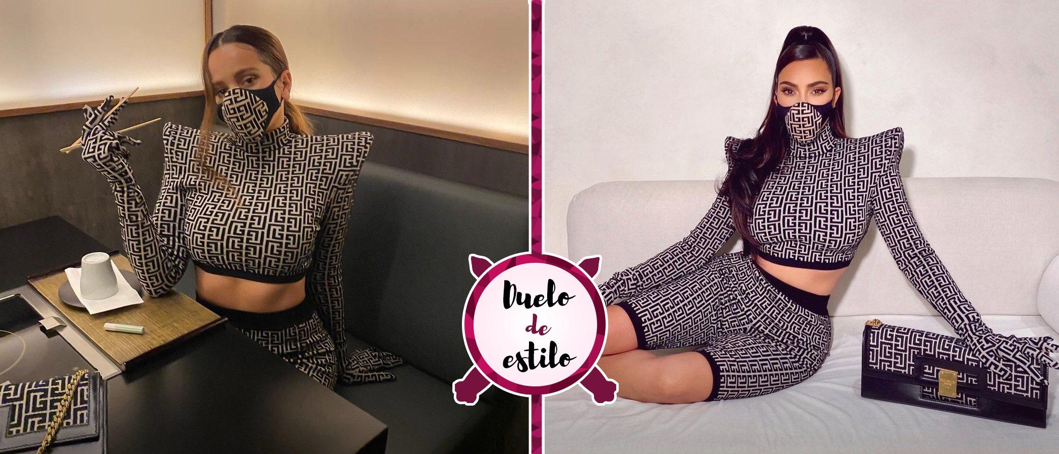 Rosalía y Kim Kardashian, las musas que nunca se imaginó que tendría Pierre Balmain