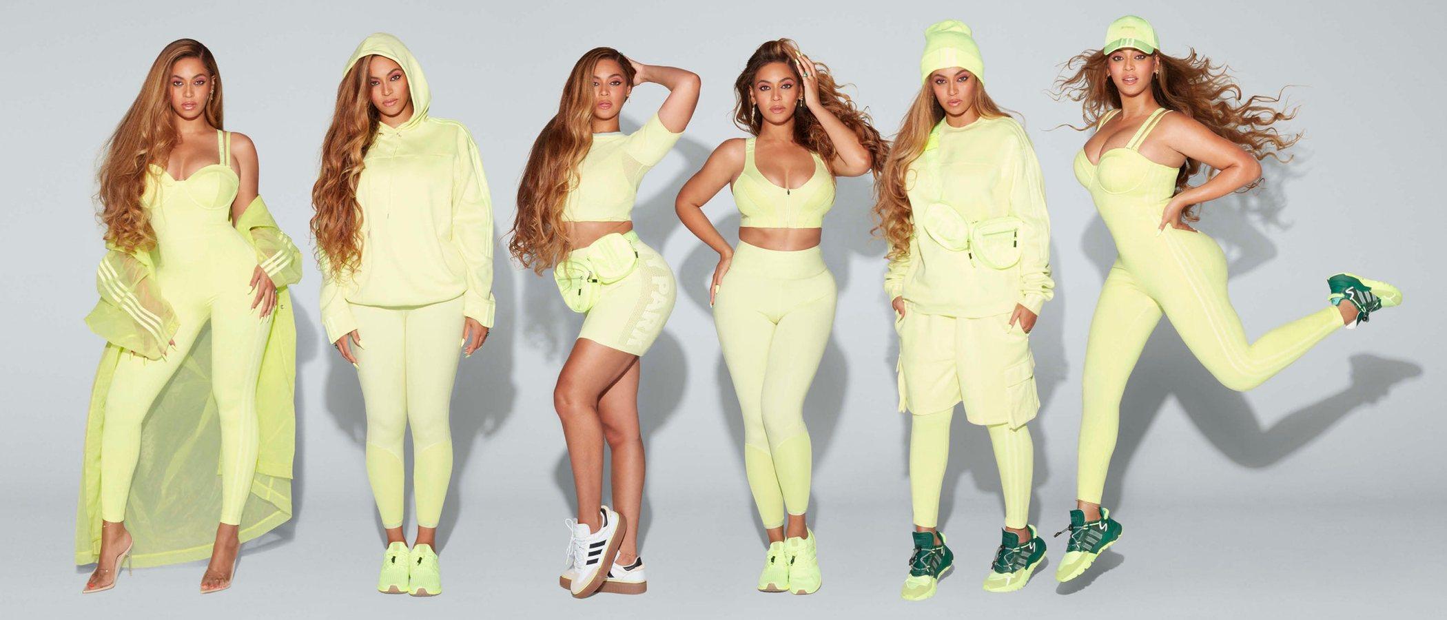 Beyoncé presenta la segunda colección de Adidas x Ivy Park