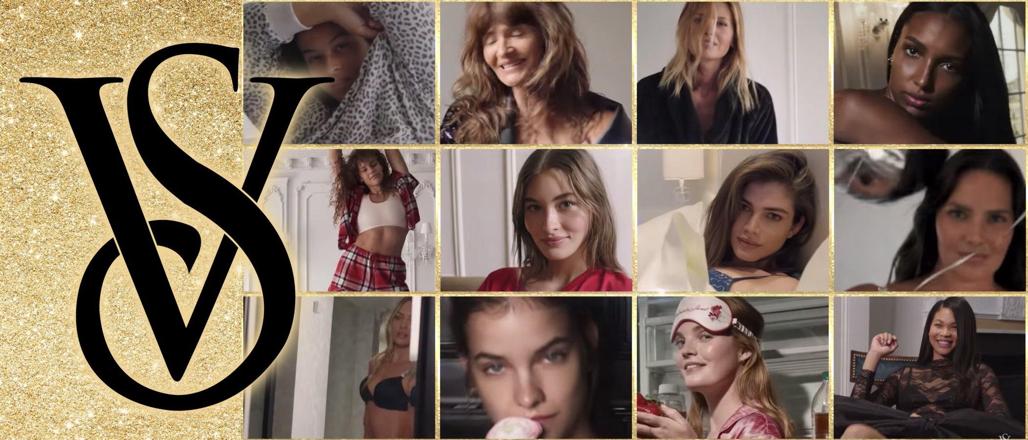 Victoria's Secret presenta su campaña navideña más inclusiva y con el regreso de antiguos ángeles