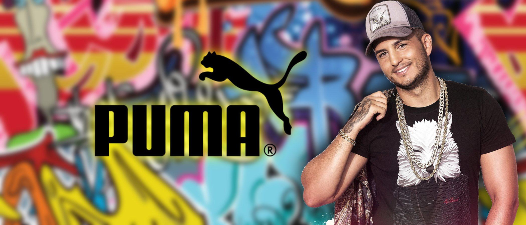 Puma escoge a Omar Montes como nuevo embajador de la marca en España