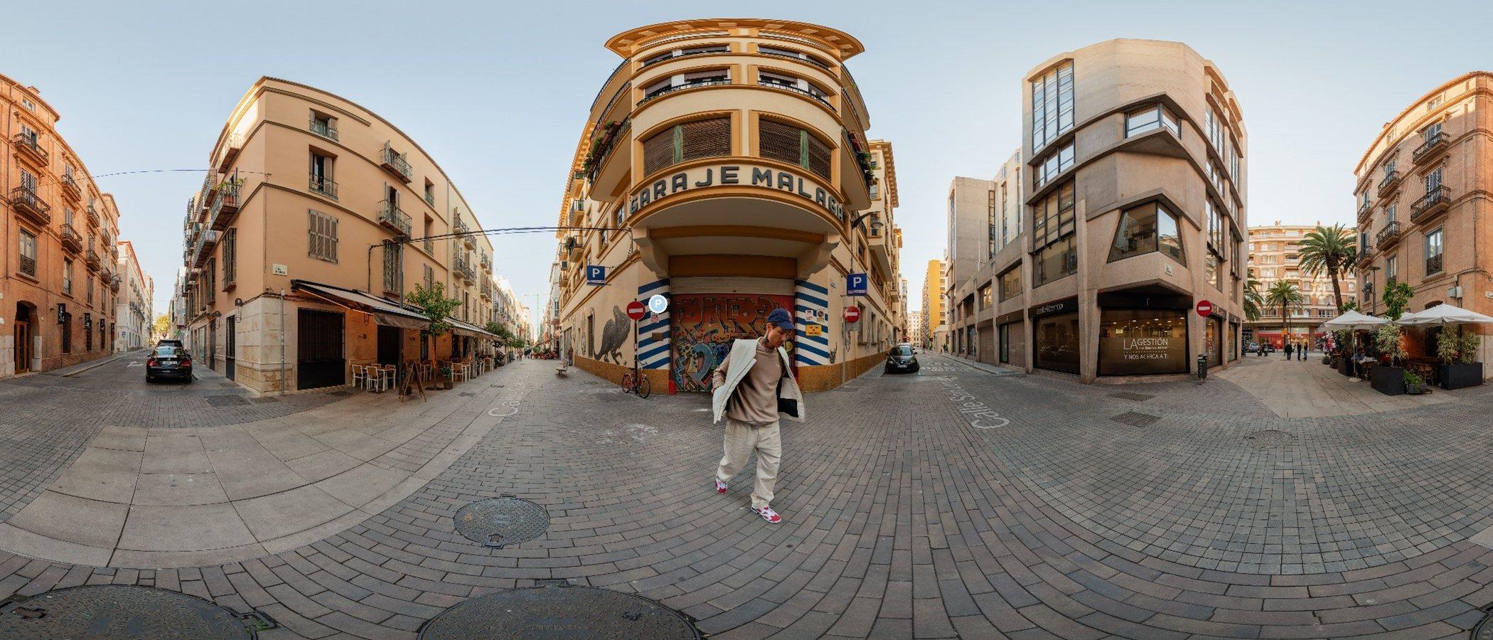 Alba Reche, Marc Forné, Paula Cendejas... entre las rostros que puedes encontrar en el Google Street View de Zalando