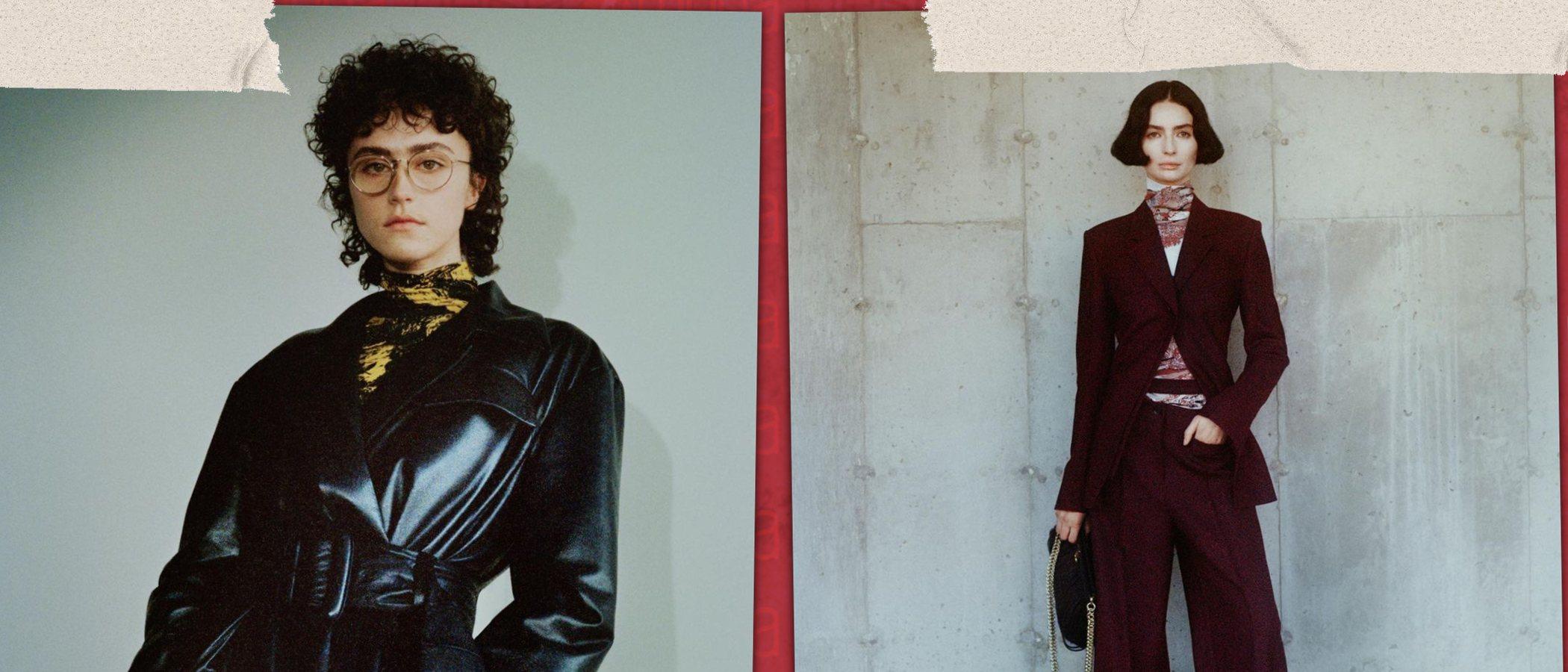 Ella Emhoff, hijastra de Kamala Harris, y Meadow, hija de Paul Walker, las modelos estrella de Proenza Schouler