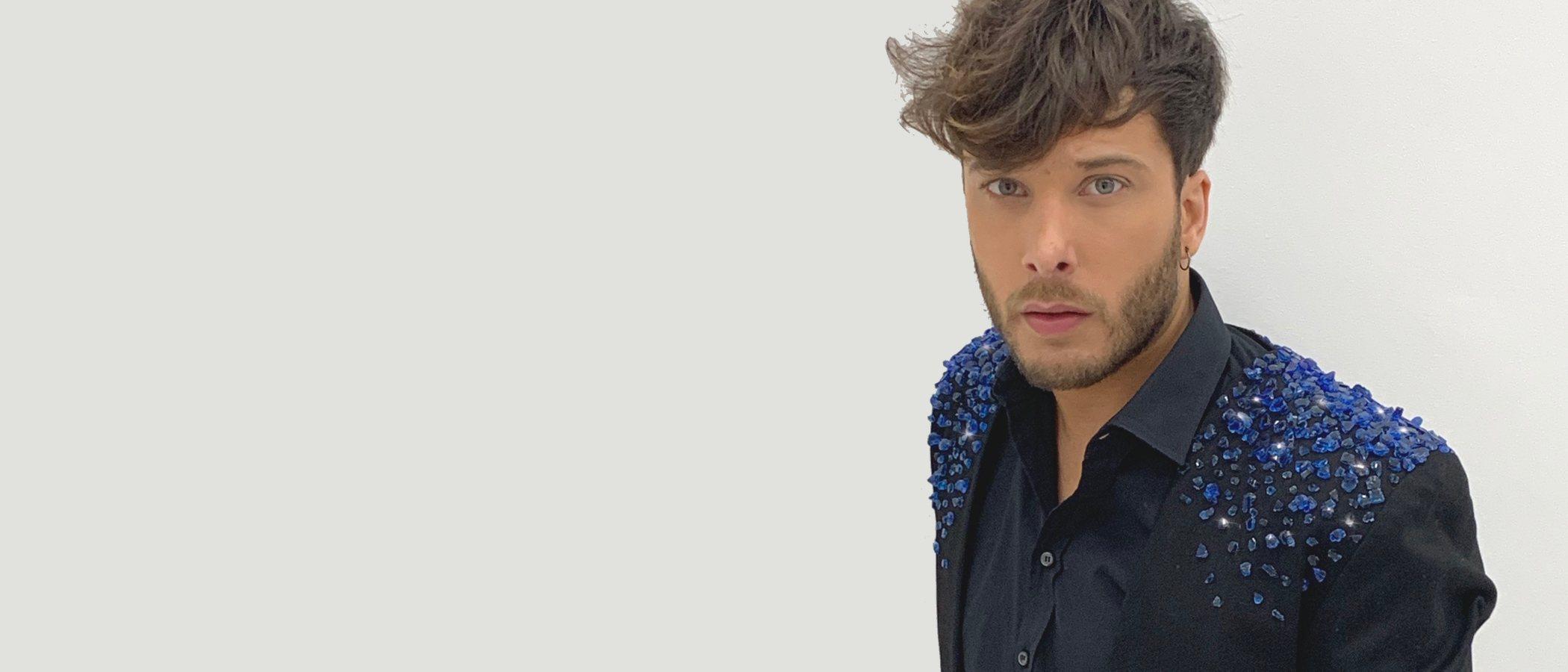 El importante mensaje que escondía la chaqueta que lució Blas Cantó en 'Destino Eurovision 2021'