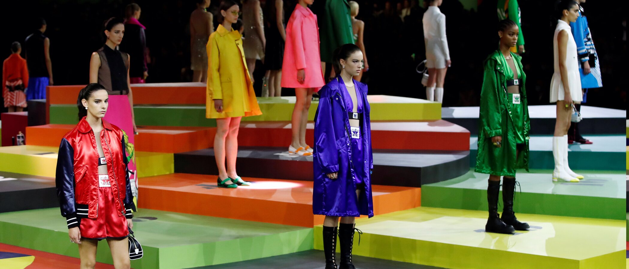 Maria Grazia Chiuri invita a jugar con la colección primavera/verano 2022 de Dior