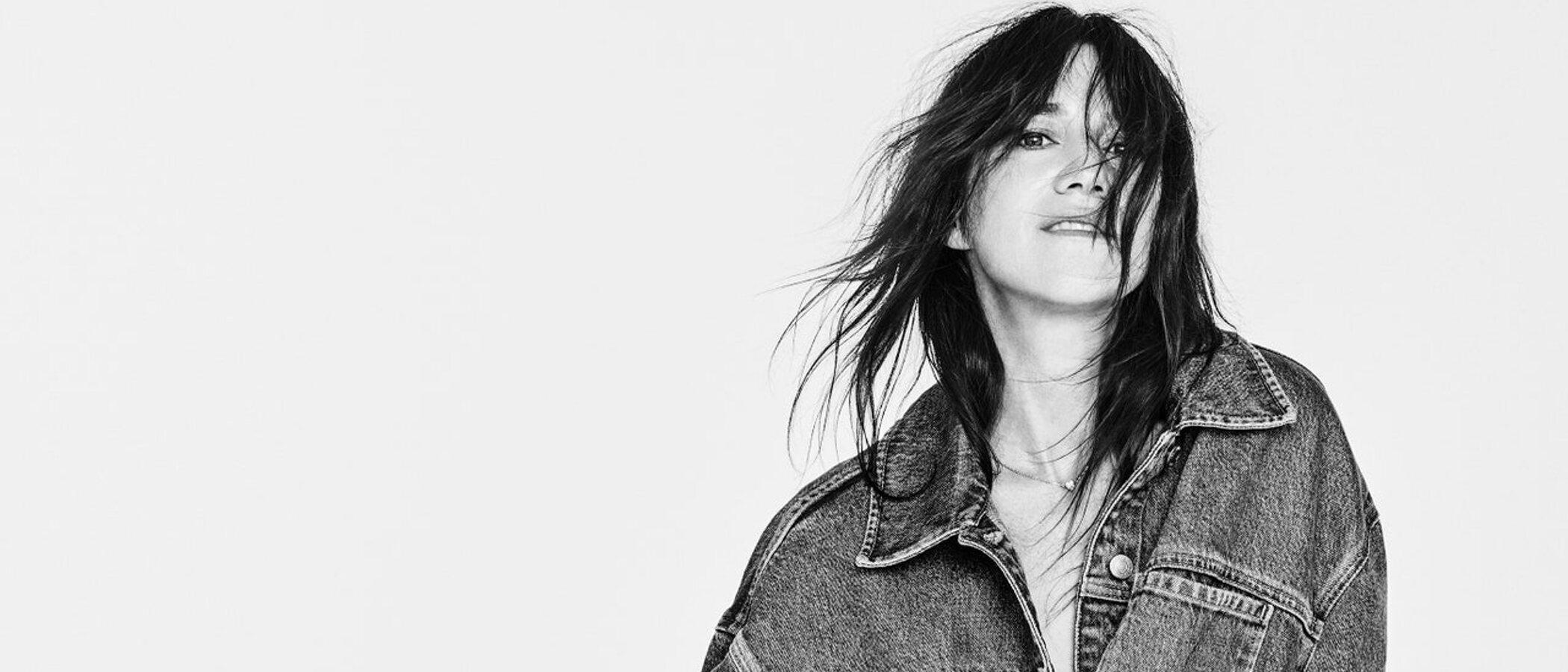 Los básicos de esta temporada los propone Charlotte Gainsbourg en su inesperada colaboración con Zara