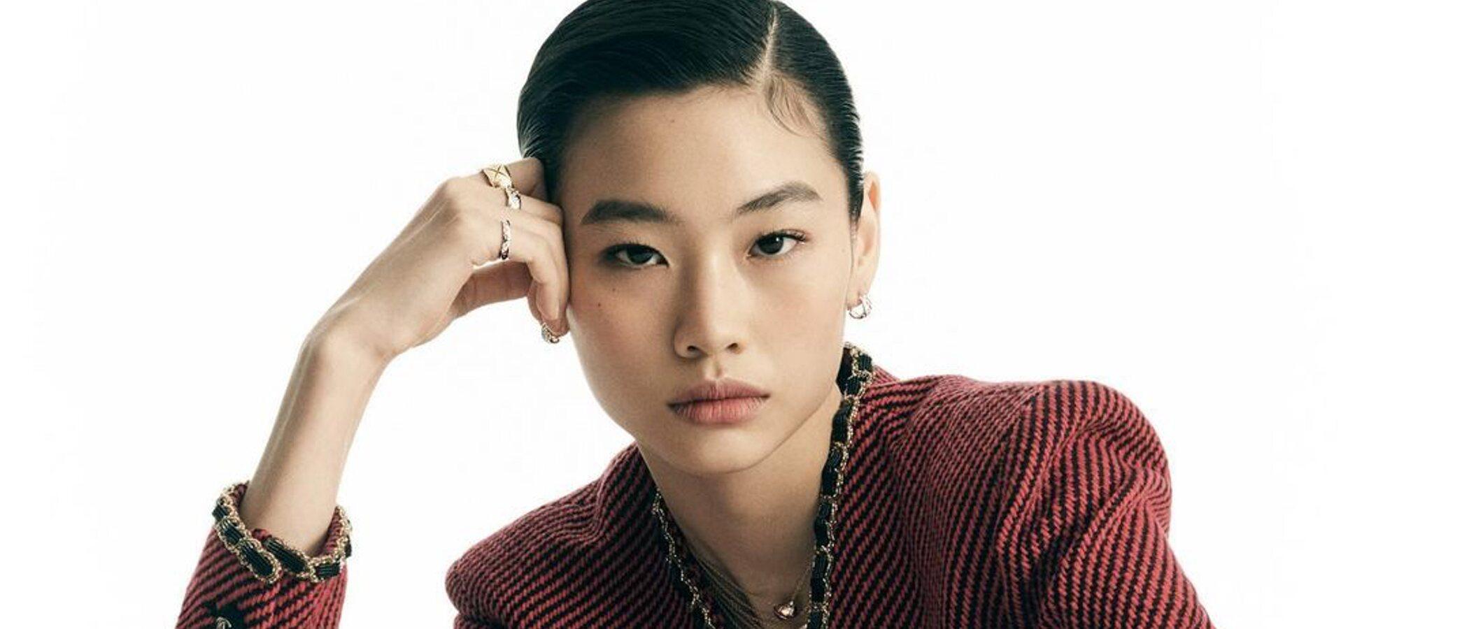 Jung Ho-yeon, de 'El juego del calamar', se convierte en embajadora global de Louis Vuitton