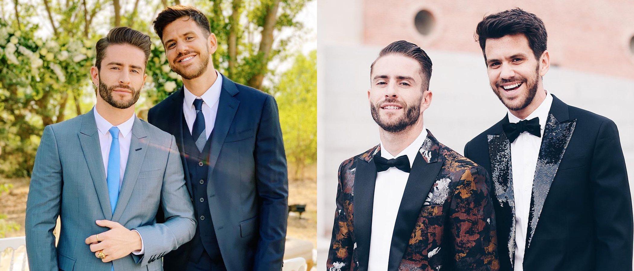 Dress code black-tie o semiformal: la eterna elegancia del esmoquin