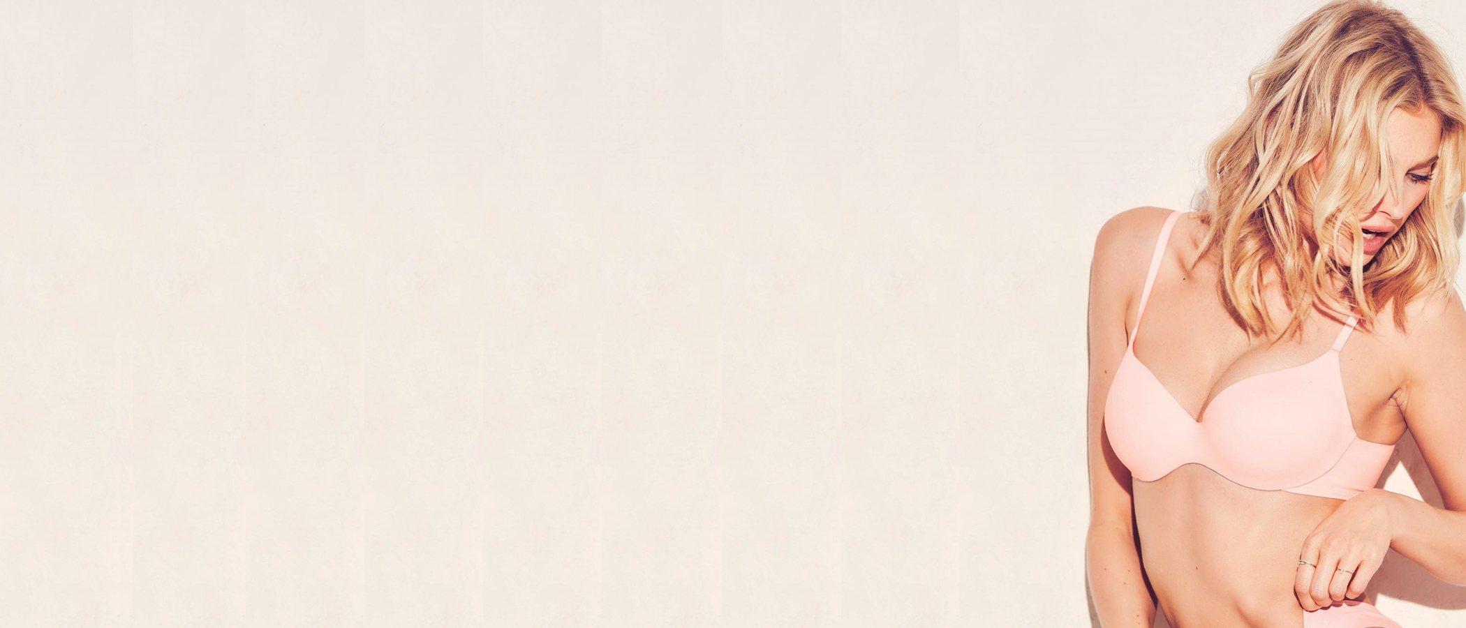 Copas de sujetador: cómo elegir la talla de sostén adecuada