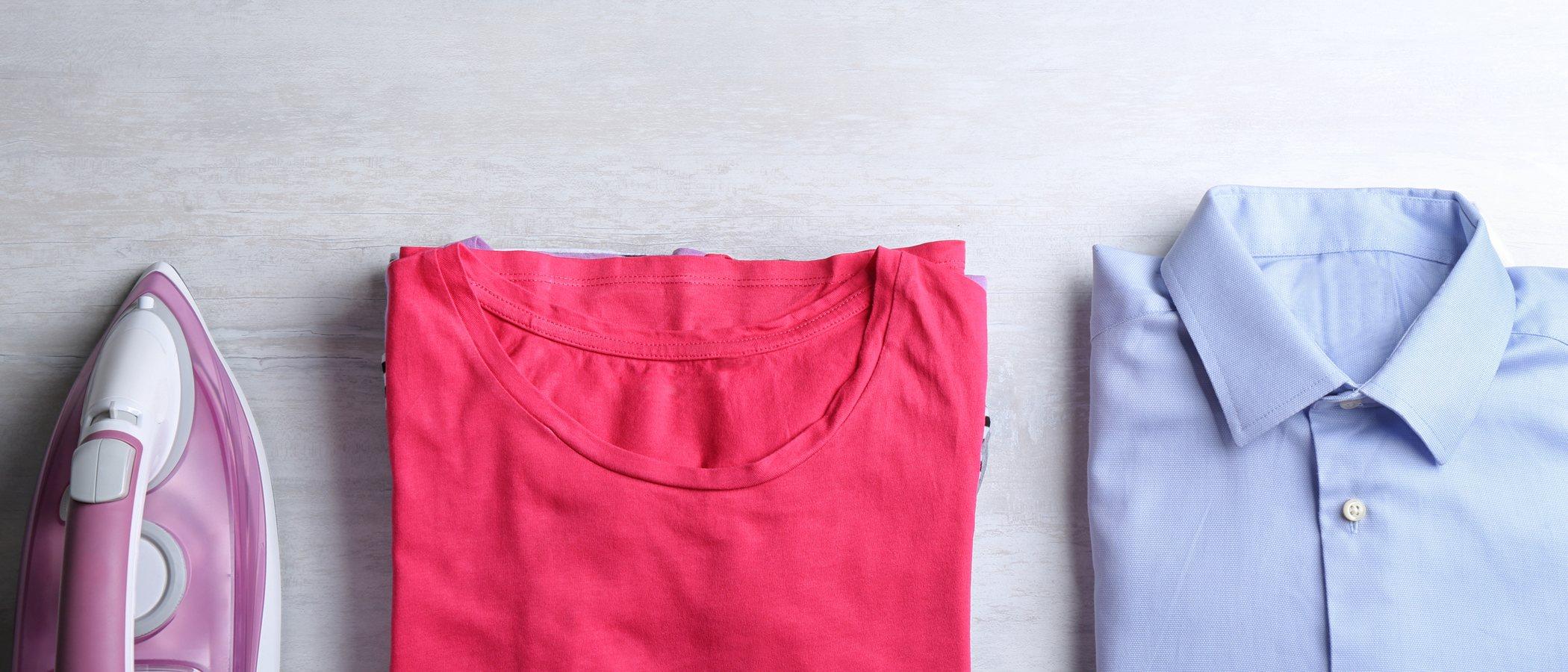 Cómo prevenir las arrugas en la ropa