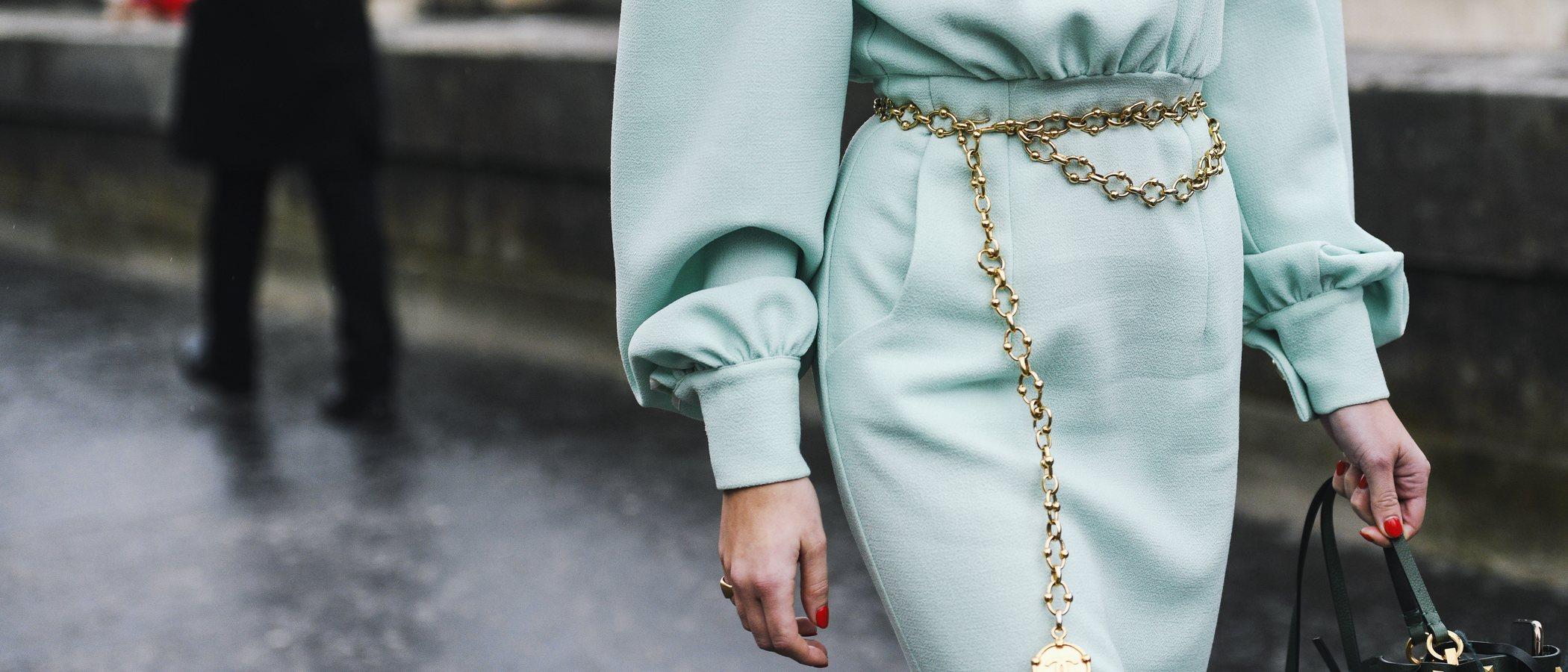 Cómo usar cinturones: guía de estilo