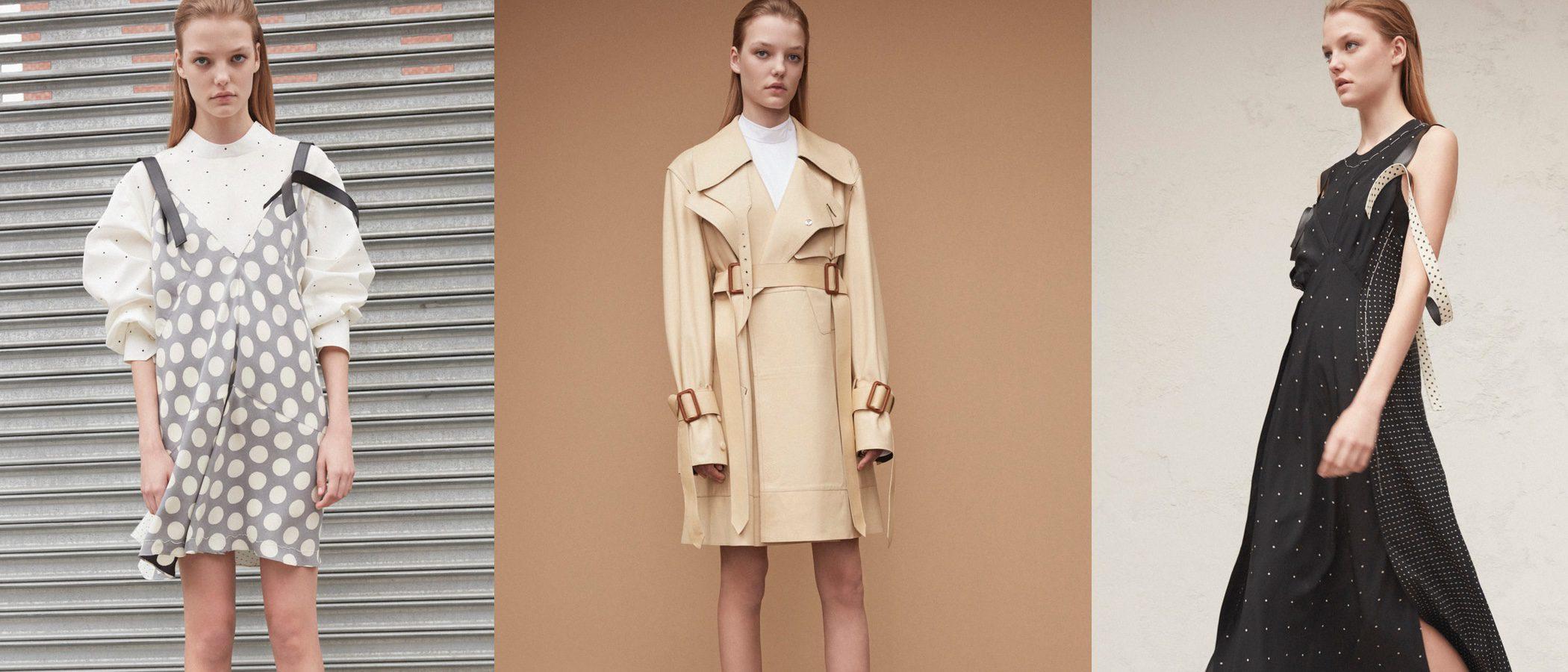 Calvin Klein presenta su hemisferio más innovador con su colección femenina Pre-Spring 2017