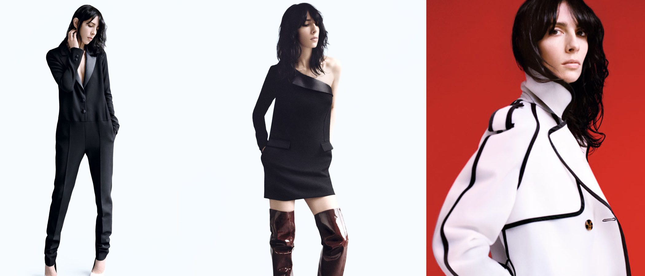 La Redoute y Wanda Nylon lanzan una nueva colección futurista para otoño 2016