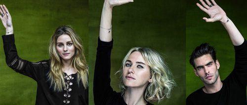 Jon Kortajarena, Olivia Palermo y Naomi Watts se unen a la moda solidaria de Bulgari