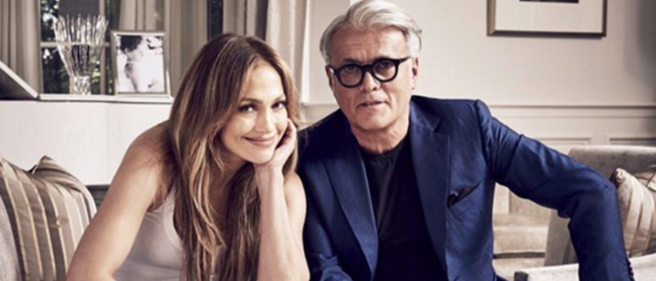 Jennifer Lopez diseña una colección cápsula de zapatos junto a Giuseppe Zanotti