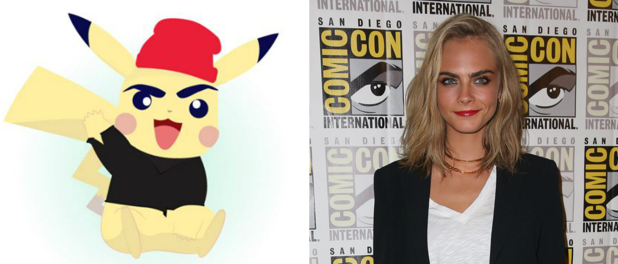 La fiebre 'Pokémon Go' aterriza en el mundo de la moda con 'Carachu' y 'Karl Lagertales'