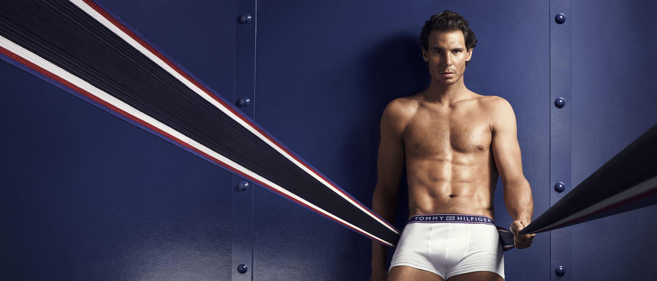 Rafa Nadal conquista el otoño con la nueva colección Underwear de Tommy Hilfiger