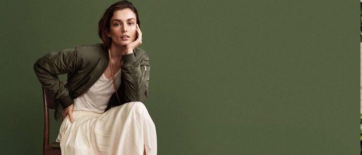 Faldas largas y monos, los básicos de H&M para este otoño/invierno 2016/2017