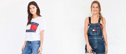 Tommy Jeans lanza una colección exclusiva y limitada con Urban Outfitters