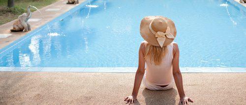 Cómo vestirse para ir a la piscina