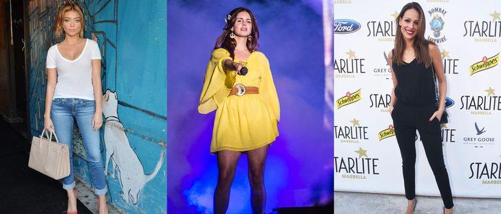 Eva González, Sarah Hyland y Lana del Rey entre las mejor vestidas de la semana