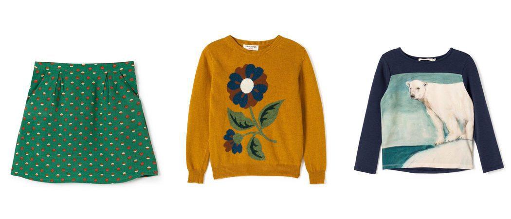 Diversión en invierno: nueva colección de Nice Things Mini otoño/invierno 2016/2017