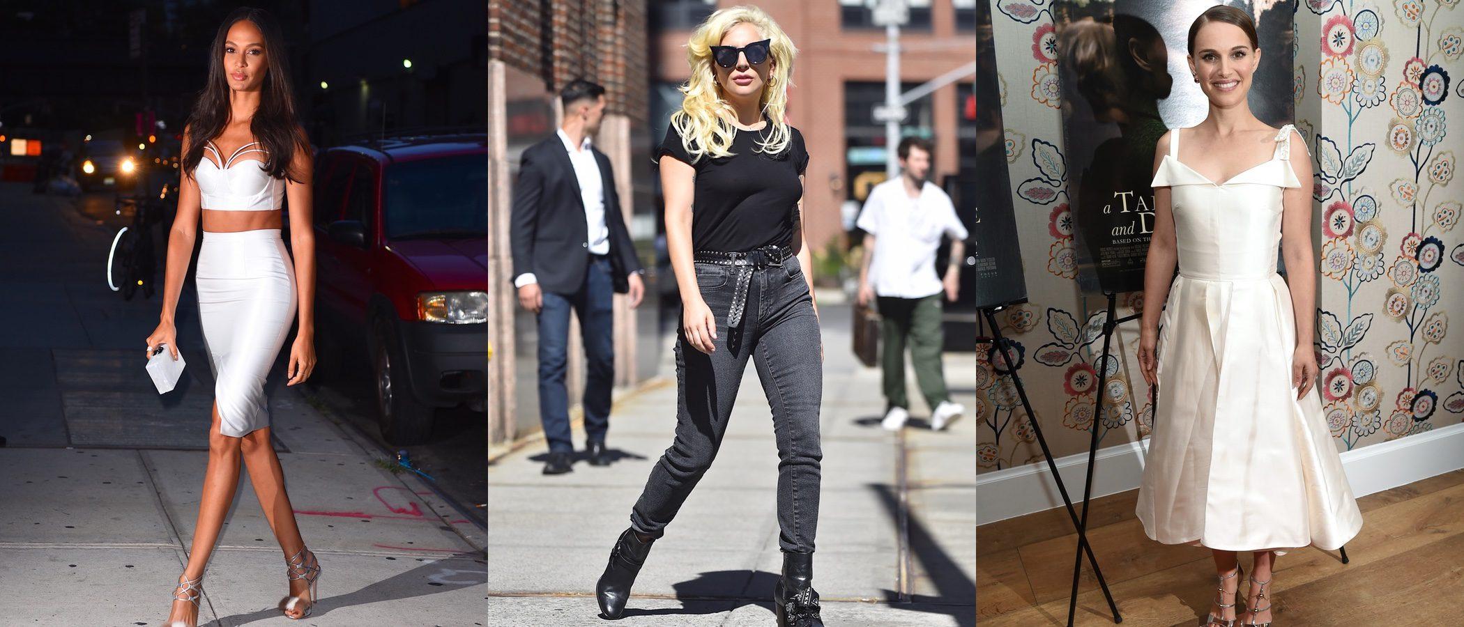 Lady Gaga, Natalie Portman y Pixie Lott triunfan entre las mejor vestidas de la semana
