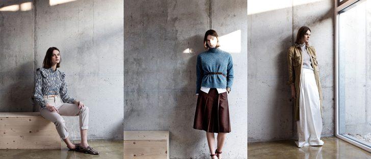 Feminina y cómoda: la nueva colección otoño/invierno 2016/2017 de Hoss Intropia