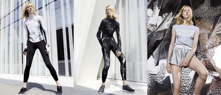 Oysho lanza una colección fitness muy futurista para otoño/invierno 2016/2017