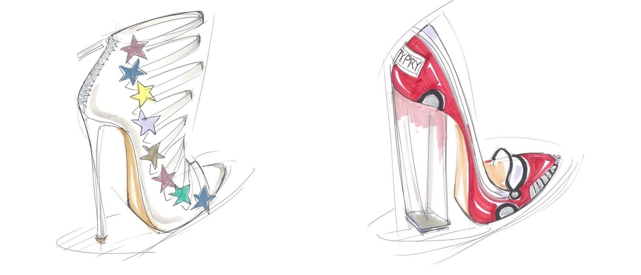 Katy Perry creará una línea de calzado con Global Brands Group para la próxima primavera