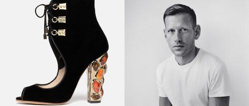 Salvatore Ferragamo tiene nuevo director creativo de calzado femenino: así es Paul Andrew