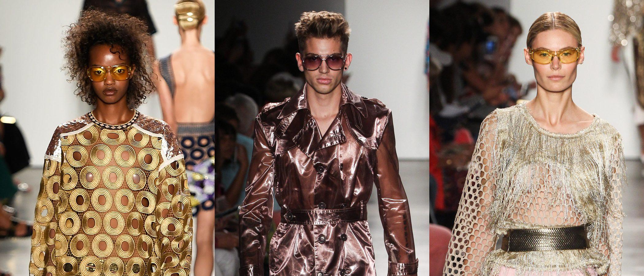 Custo Barcelona sube a la Nueva York Fashion Week una primavera/verano 2017 muy variopinta