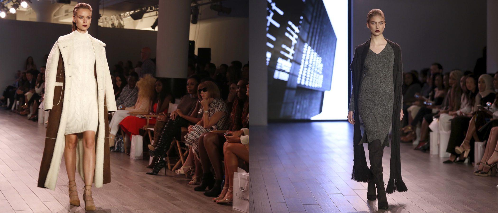 Serena Williams vuelve a subir su colección a la pasarela de la Semana de la Moda de Nueva York