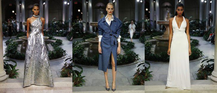 La Semana de la Moda de Nueva York se llena de elegancia y sofisticación con Carolina Herrera