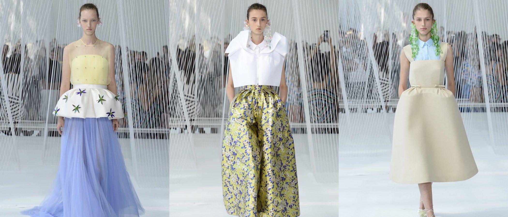 Delpozo aboga por el volumen para primavera/verano 2017 en la Semana de la Moda de Nueva York