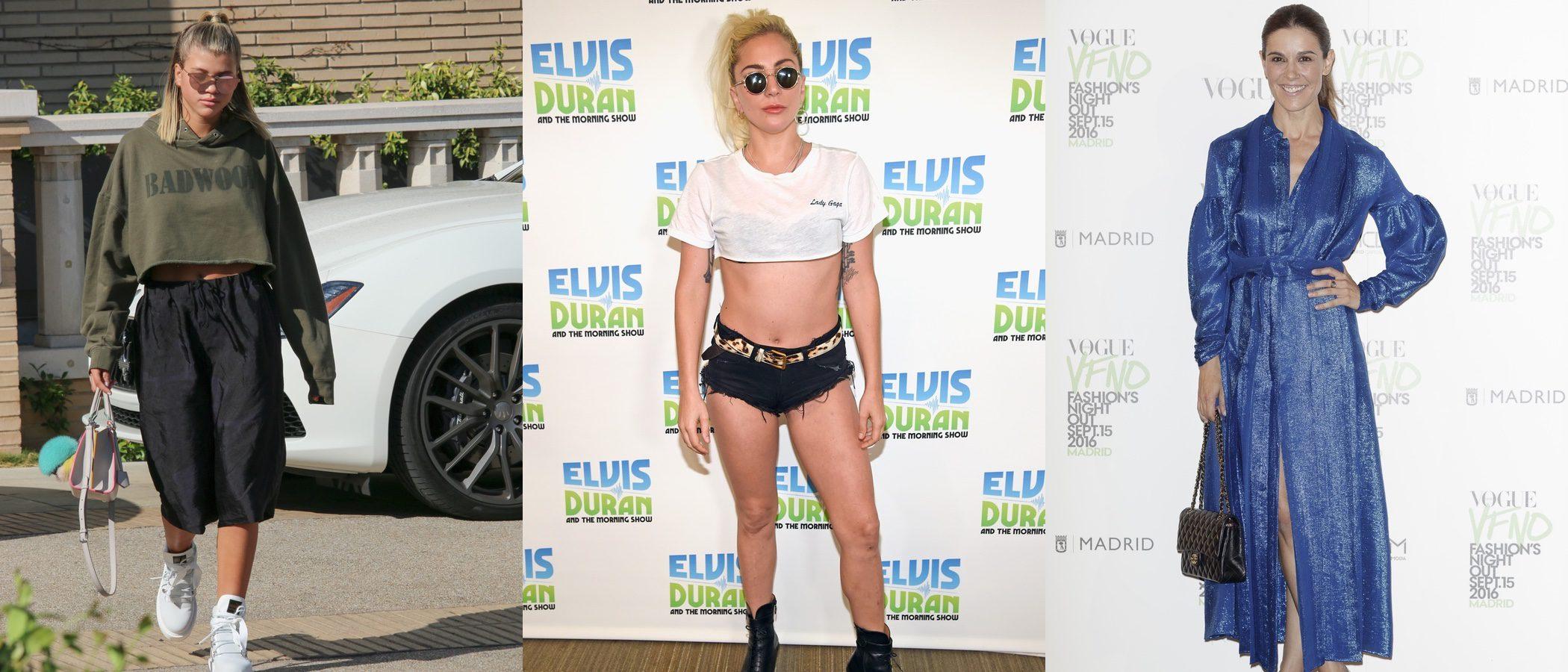 Lady Gaga, Diane Kruger y Sofia Richie entre las peor vestidas de la semana