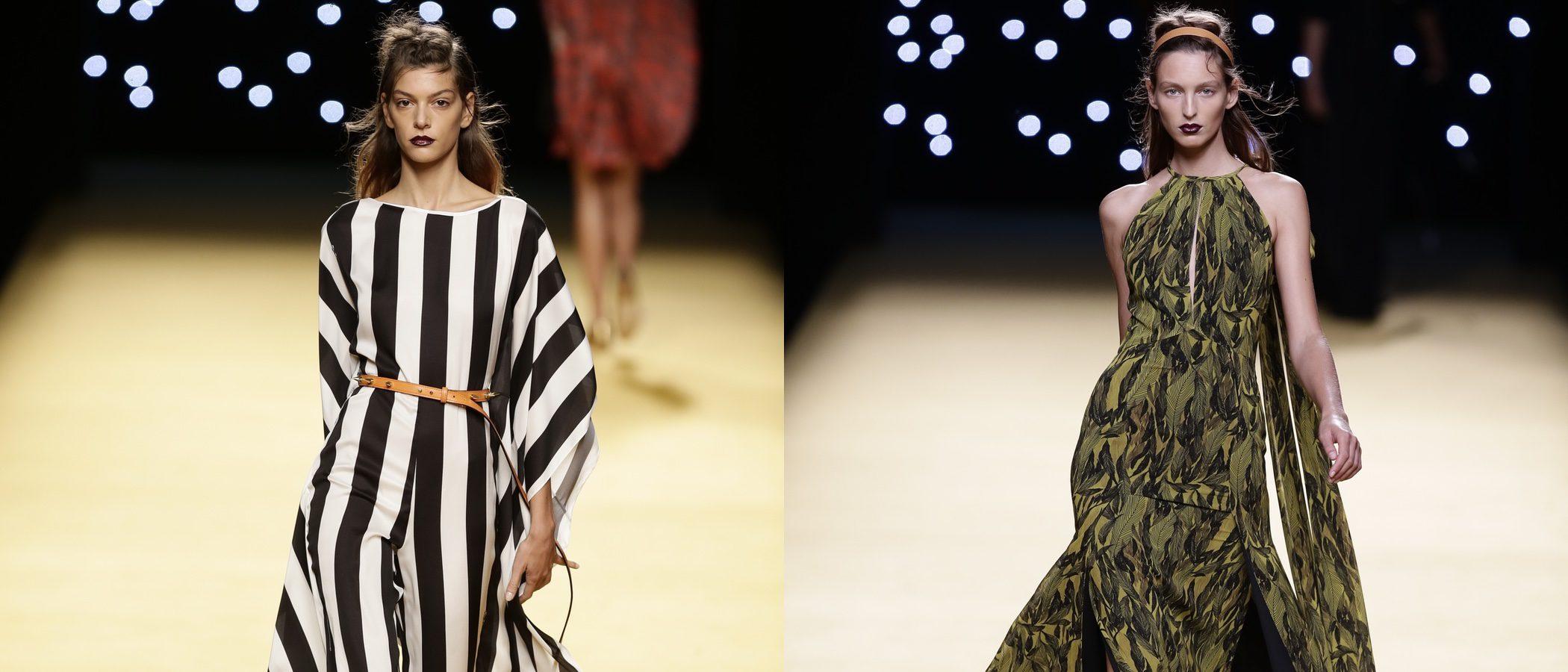 Juanjo Oliva deja su sello de identidad sobre la Madrid Fashion Week en la colección primavera/verano 2017