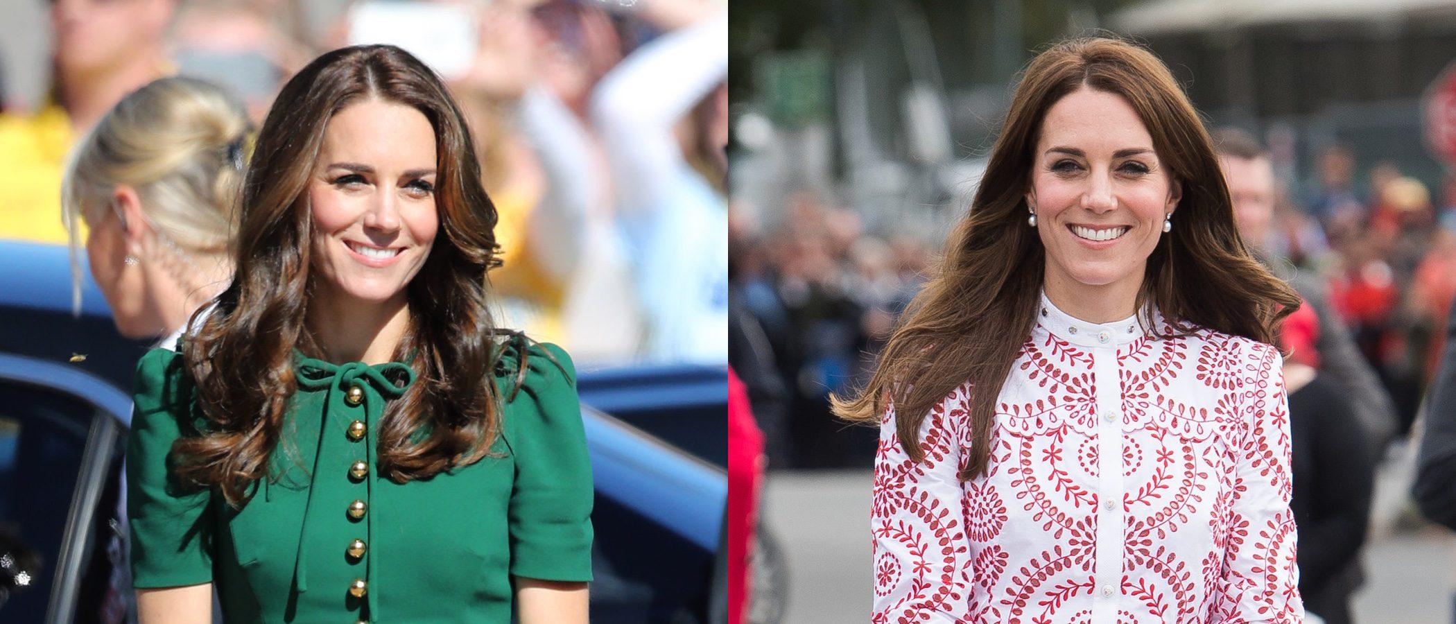 El armario de Kate Middleton durante su viaje a Canadá: de los estilosos vestidos al look más casual