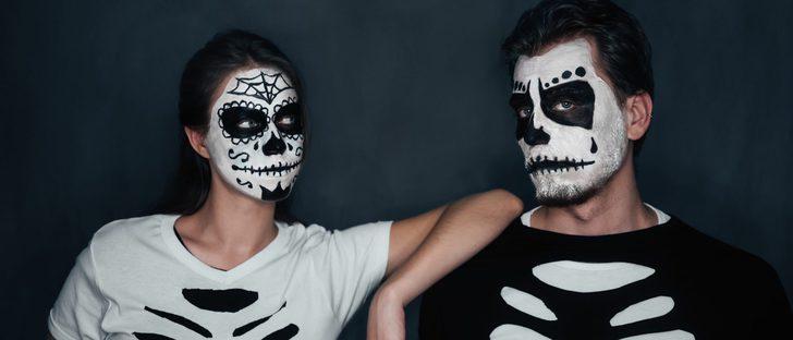 Cómo disfrazarse en Halloween sin comprarse disfraz
