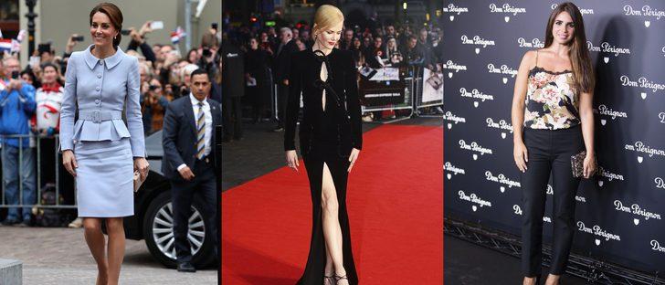 Elena Furiase, Nicole Kidman y Kate Middleton brillan como las mejor vestidas de la semana