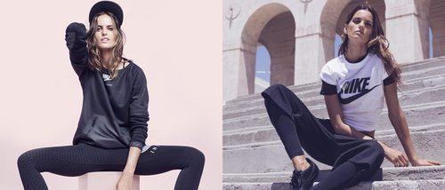 Nike homenajea a las mujeres con Izabel Goulart y su nueva colección