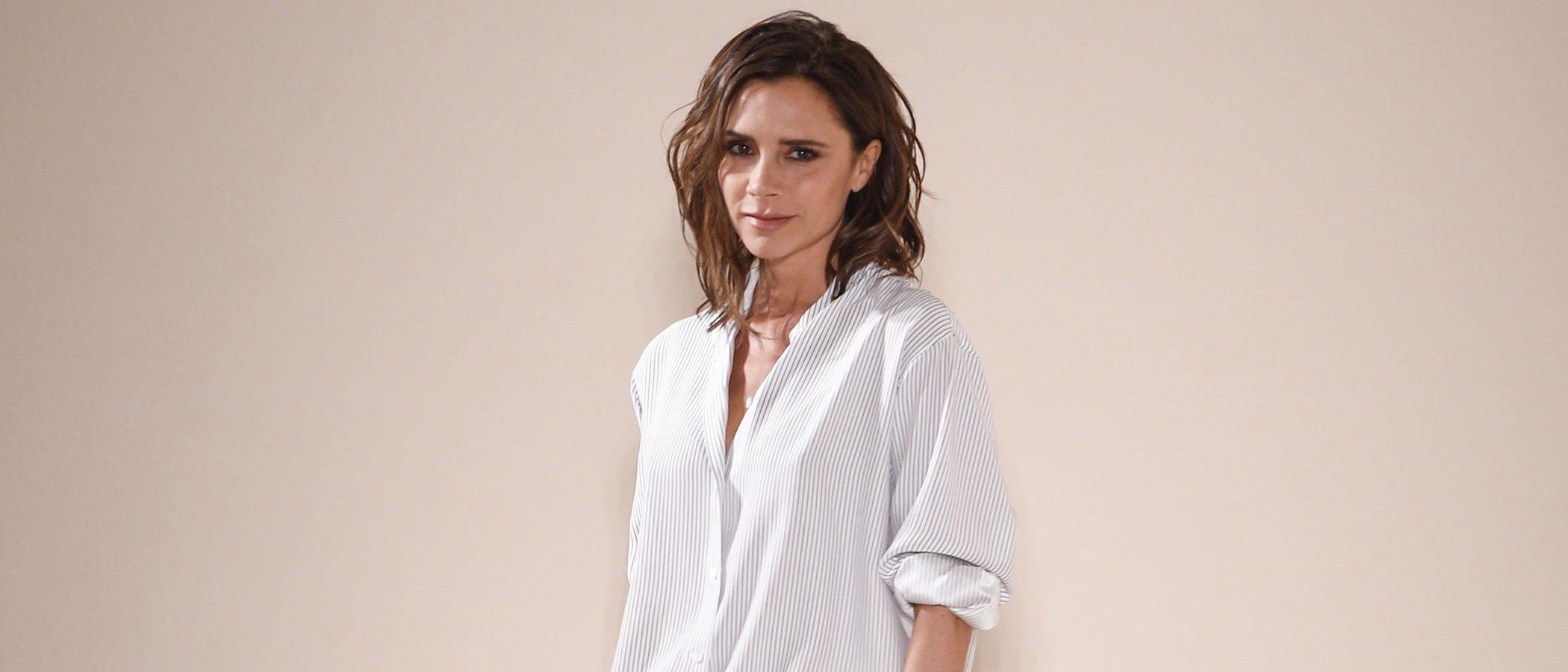 Victoria Beckham y Target lanzarán una colección con precios asequibles