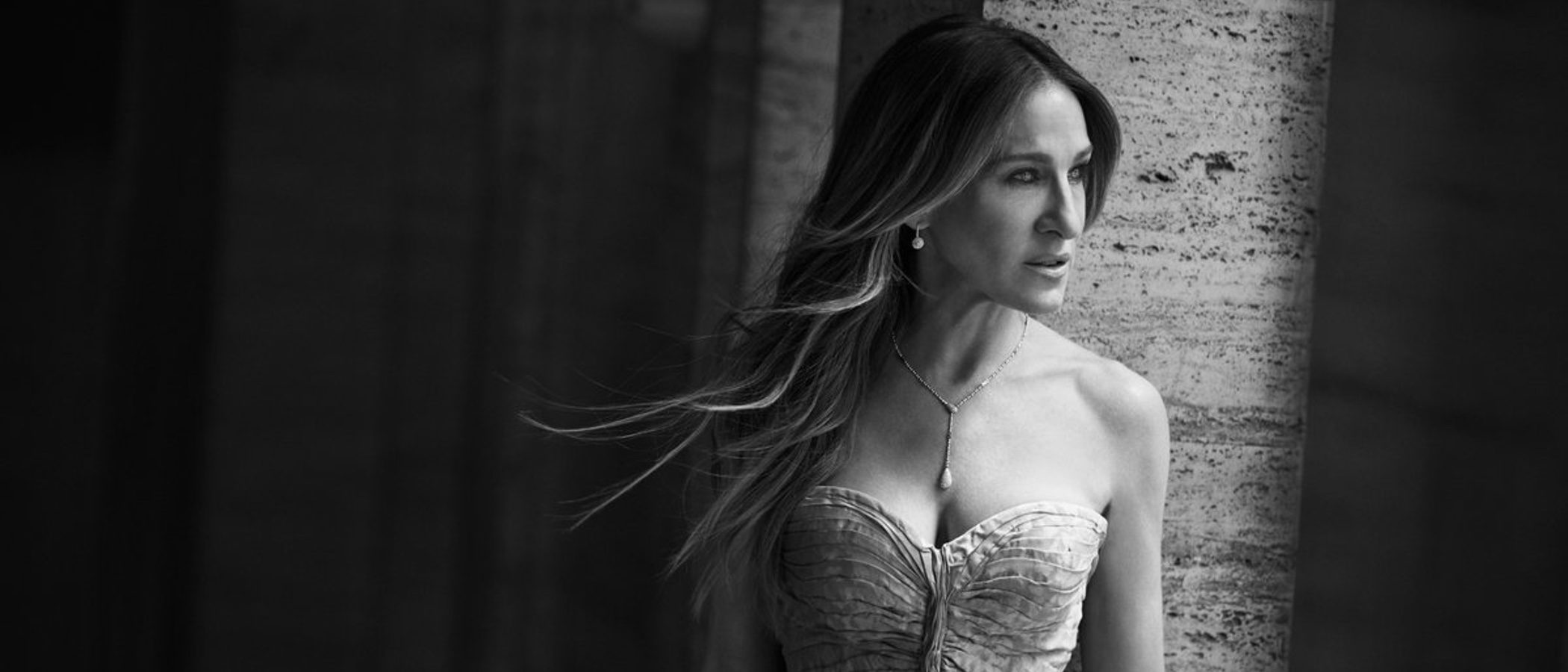 Sarah Jessica Parker se lanza a diseñar una línea de joyas con Kat Florence
