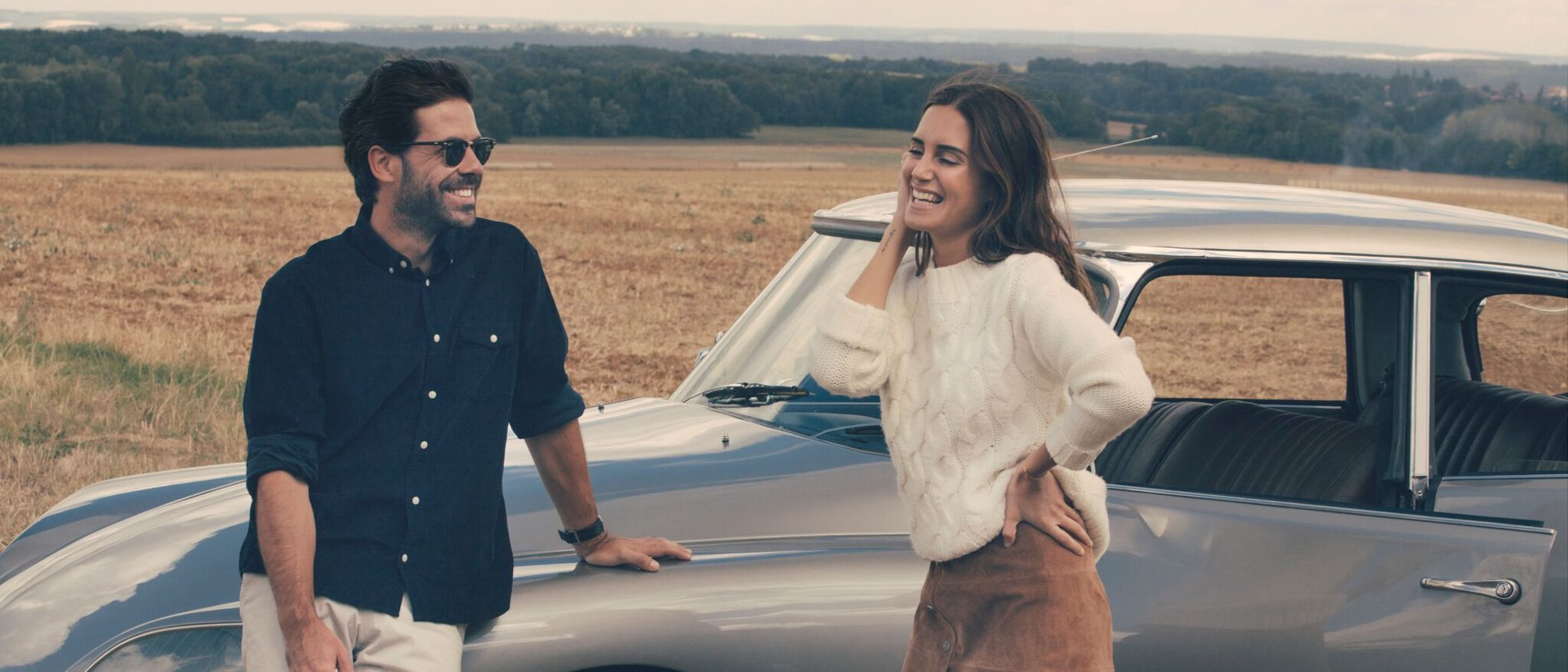 Gala González y Miguel Carrizo presentan lo último de Esprit para otoño/invierno 2016/2017