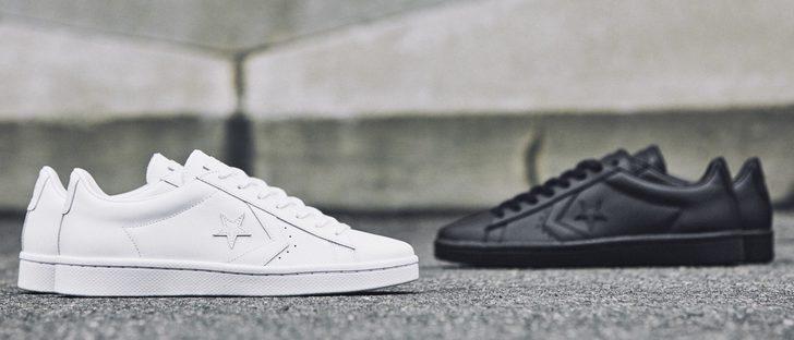 Converse rediseña sus míticas zapatillas 'Pro Leather' con las novedosas técnicas de Nike