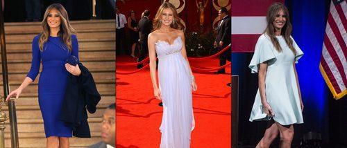 Los looks de Melania Trump: De modelo a Primera Dama de Estados Unidos