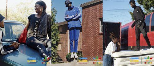 'Hu Holiday', la nueva colección de Adidas Originals y Pharrell Williams