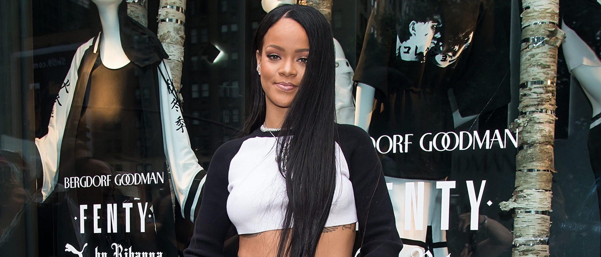 Rihanna, la primera mujer en recibir el premio al calzado del año por las 'Creeper Puma'